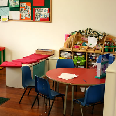 After School Club Play Area
